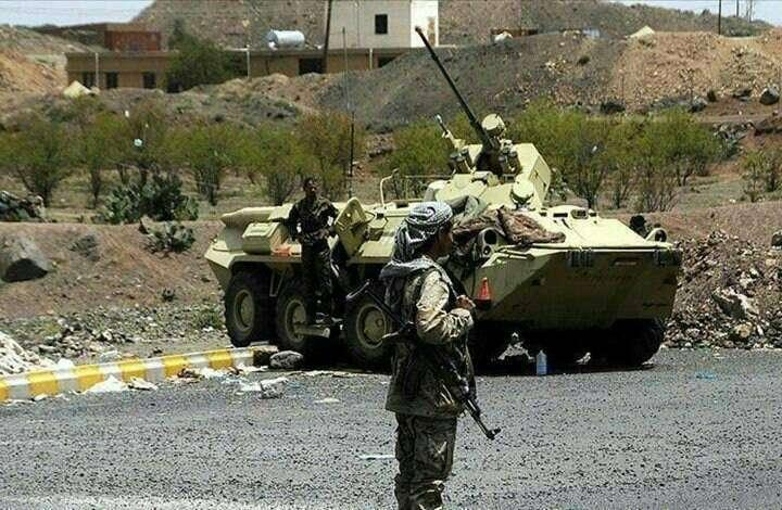 القوات المشتركة تفشل هجوم حوثي على جبهة بتار شمال غرب مدينة الضالع