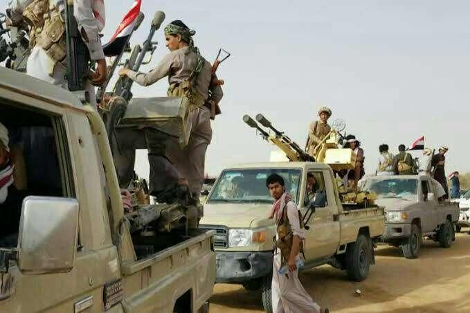 القوات الحكومية تتقدم في مارب وتقترب من معسكر ماس الإستراتيجي