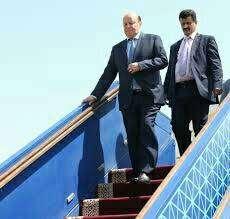 رئيس الجمهورية يعود إلى الرياض بعد رحلة علاجية في أمريكا