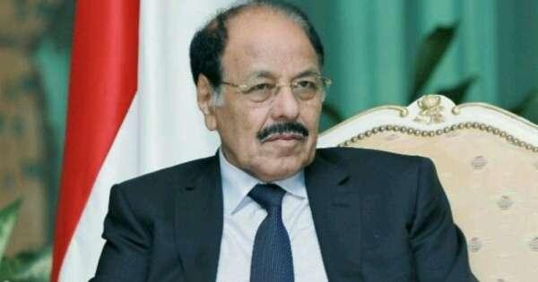 أول تواصل بينهما.... نائب رئيس الجمهورية يعزي عيدروس الزبيدي في وفاة إبن شقيقه