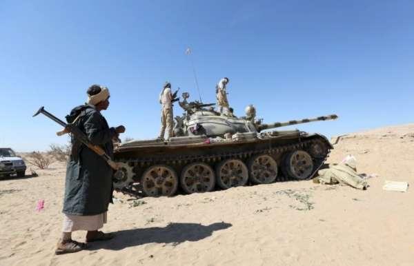 جماعة الحوثي تعلن سيطرتها الكاملة على مديرية العبدية جنوبي مأرب