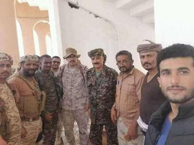 أنباء عن مغادرة اللجنة السعودية أبين مع انهيار الهدنة وتجدد المعارك بين الجيش وقوات الانتقالي